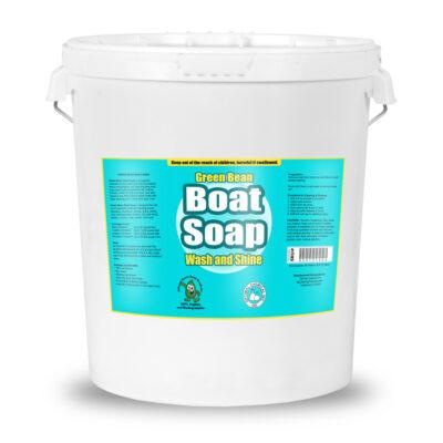 Green Bean Boat Soap, 5 Gallon