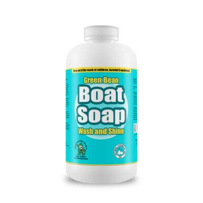 Green Bean Boat Soap, 8 Oz