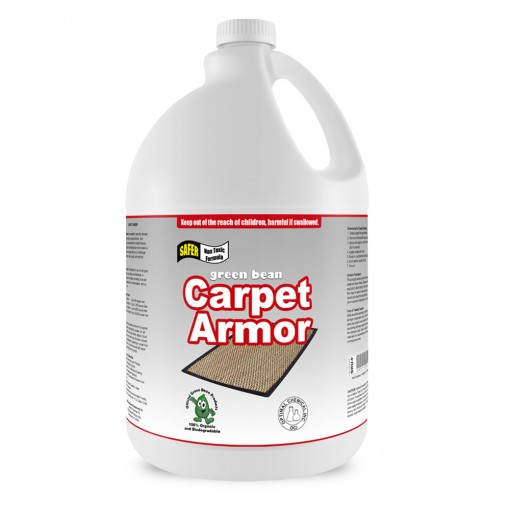 Carpet Armor Non-Toxic Carpet Protector, 1 Gallon
