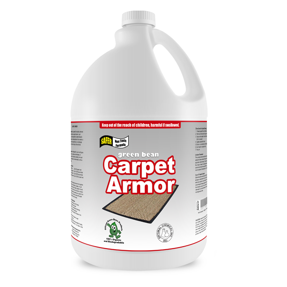 Carpet Armor Non-Toxic Carpet Protector, 1 Gallon