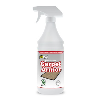 Carpet Armor Non-Toxic Carpet Protector, 32 Oz