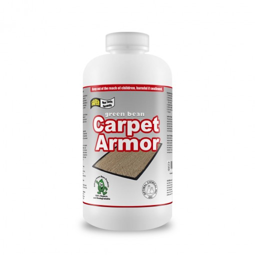 Carpet Armor Non-Toxic Carpet Protector, 8 Oz