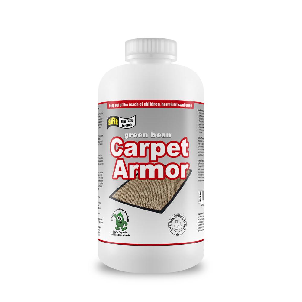 Carpet Armor Non-Toxic Carpet Protector, 8 Oz