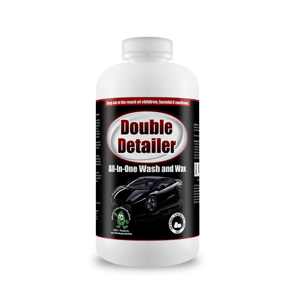 Green Bean Double Detailer Organic Car Soap, 8 Oz