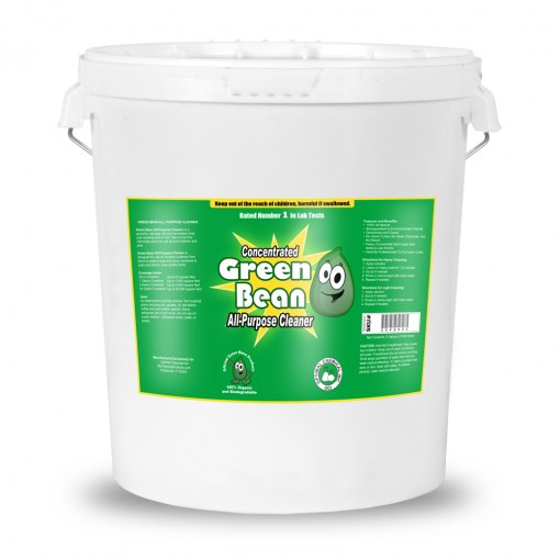 Green Bean All Purpose Cleaner, 5 Gallon
