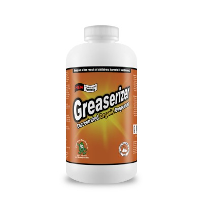 Greaserizer Natural Oil & Grease Cleaner, 8 Oz