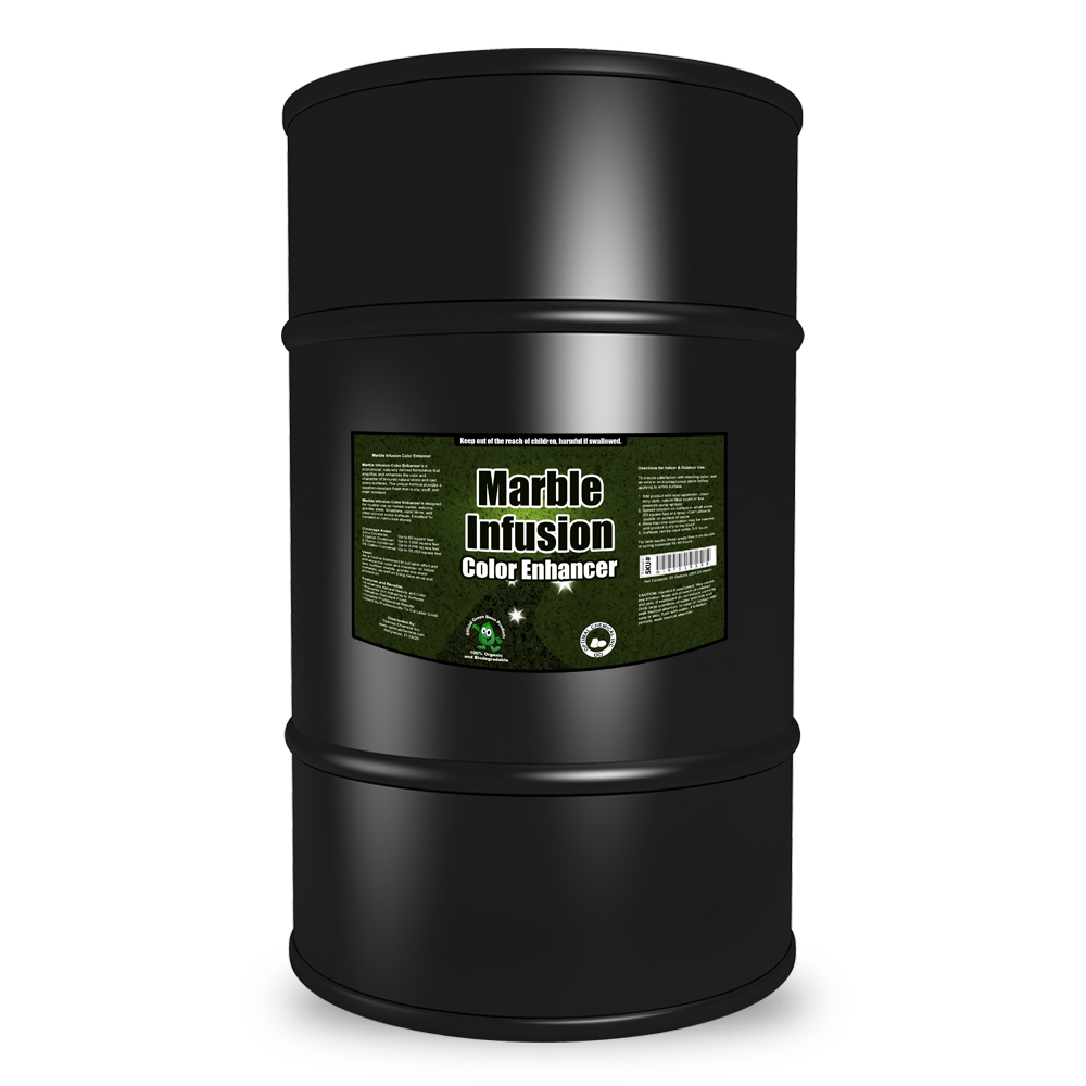 Marble Infusion Safe Stone Color Enhancer, 55 Gallon