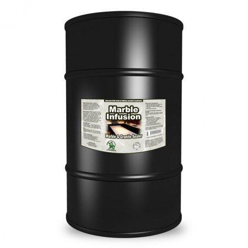 Marble Infusion Marble and Granite Sealer, 55 Gallon
