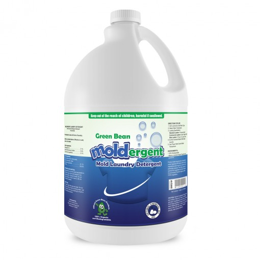 Moldergent Organic Mold Detergent, 1 Gallon