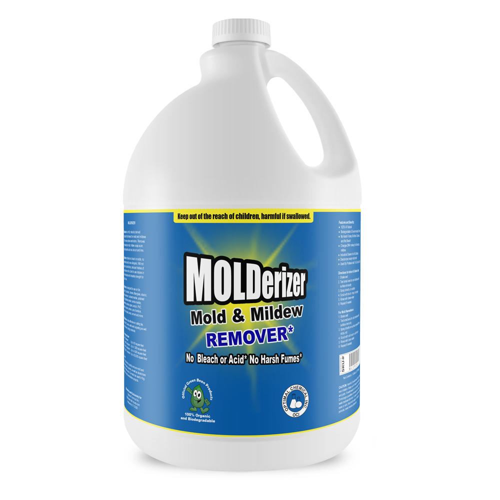 Non Toxic Mold Remediation Product Molderizer 1 Gallon