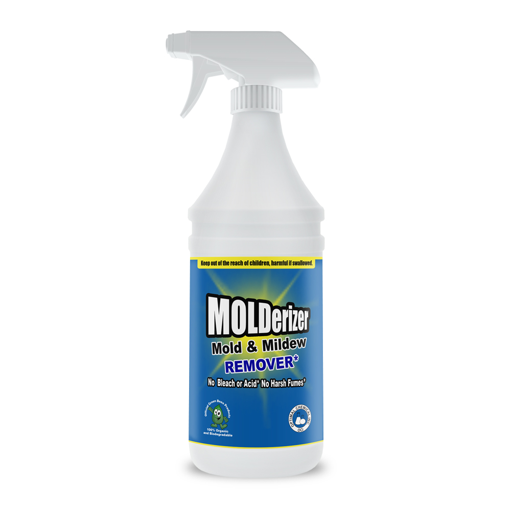Non Toxic Mold Removal Product - Molderizer, 32 Oz