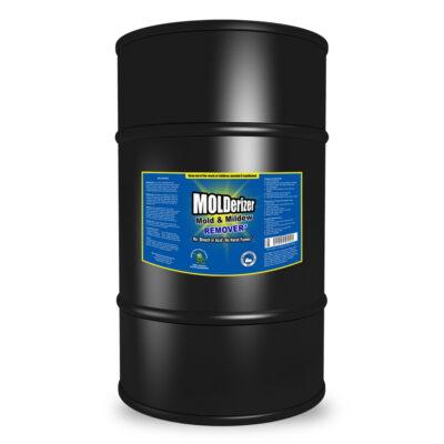 Molderizer Non-Toxic Mold Remover, 55 Gallon