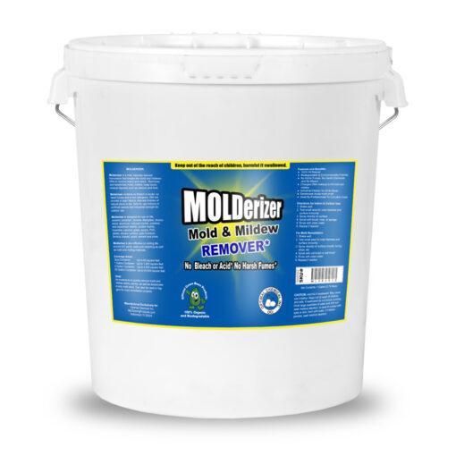 Molderizer Non-Toxic Mold Remover, 5 Gallon