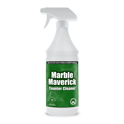 Marble Maverick Non Toxic Counter Cleaner, 32 Oz