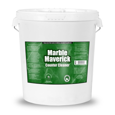 Marble Maverick Non Toxic Counter Cleaner, 5 Gallon