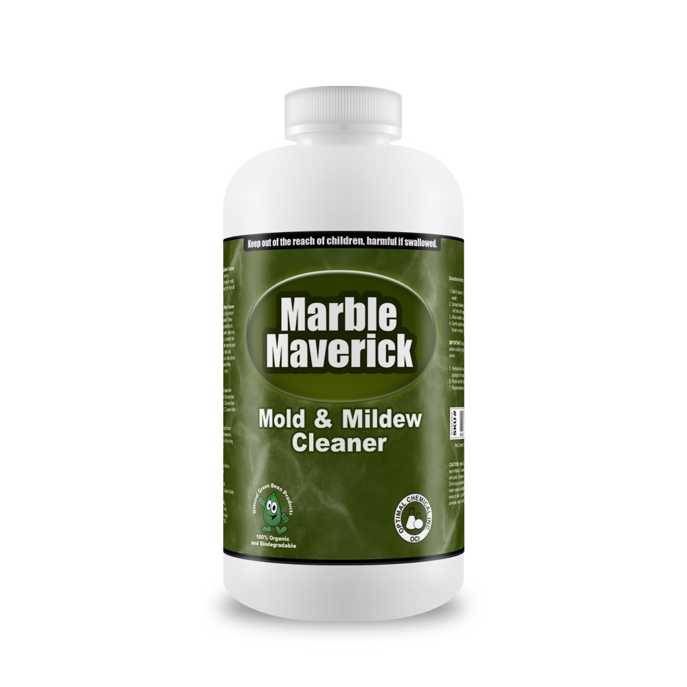 Marble Maverick Non Toxic Mold And Mildew Cleaner 4 Oz