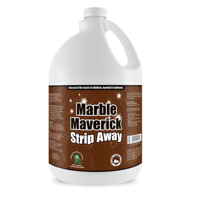 Marble Maverick Strip Away Superior Marble Floor Stripper, 1 Gallon