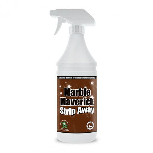Marble Maverick Strip Away Superior Marble Floor Stripper, 32 Oz