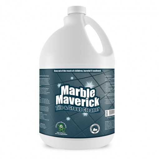 Marble Maverick Organic Tile and Grout Cleaner, 1 Gallon