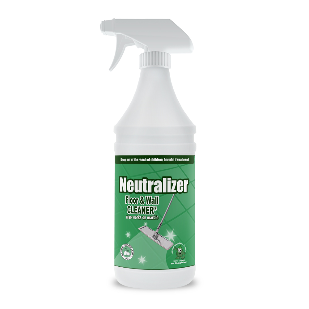 Neutralizer Counter and Floor Cleaner, 32 Oz