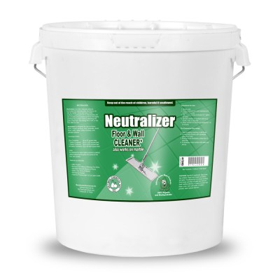 Neutralizer Counter and Floor Cleaner, 5 Gallon