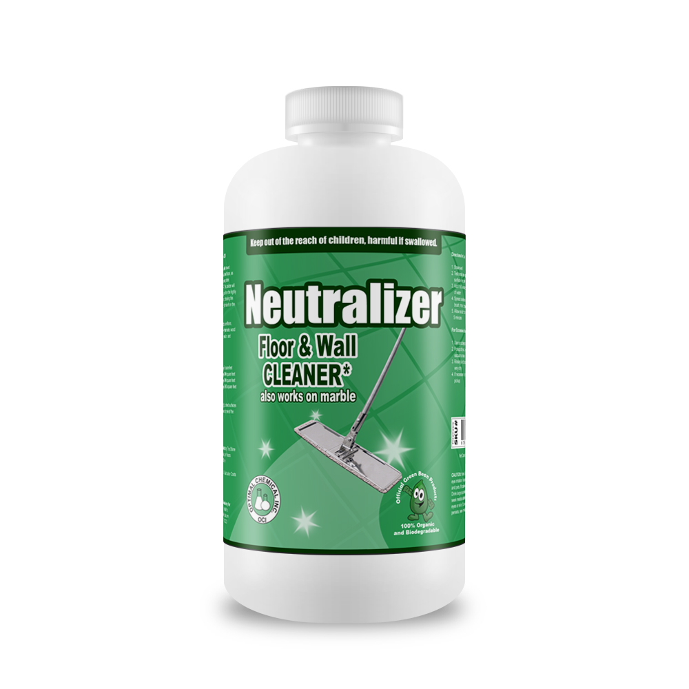Neutralizer Counter and Floor Cleaner, 8 Oz