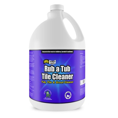 Rub a Tub Tile Cleaner Non-Toxic, 1 Gallon