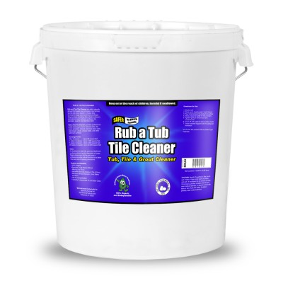 Rub a Tub Tile Cleaner Non-Toxic, 5 Gallon