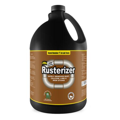 Rusterizer Non-Toxic Rust Remover, 1 Gallon