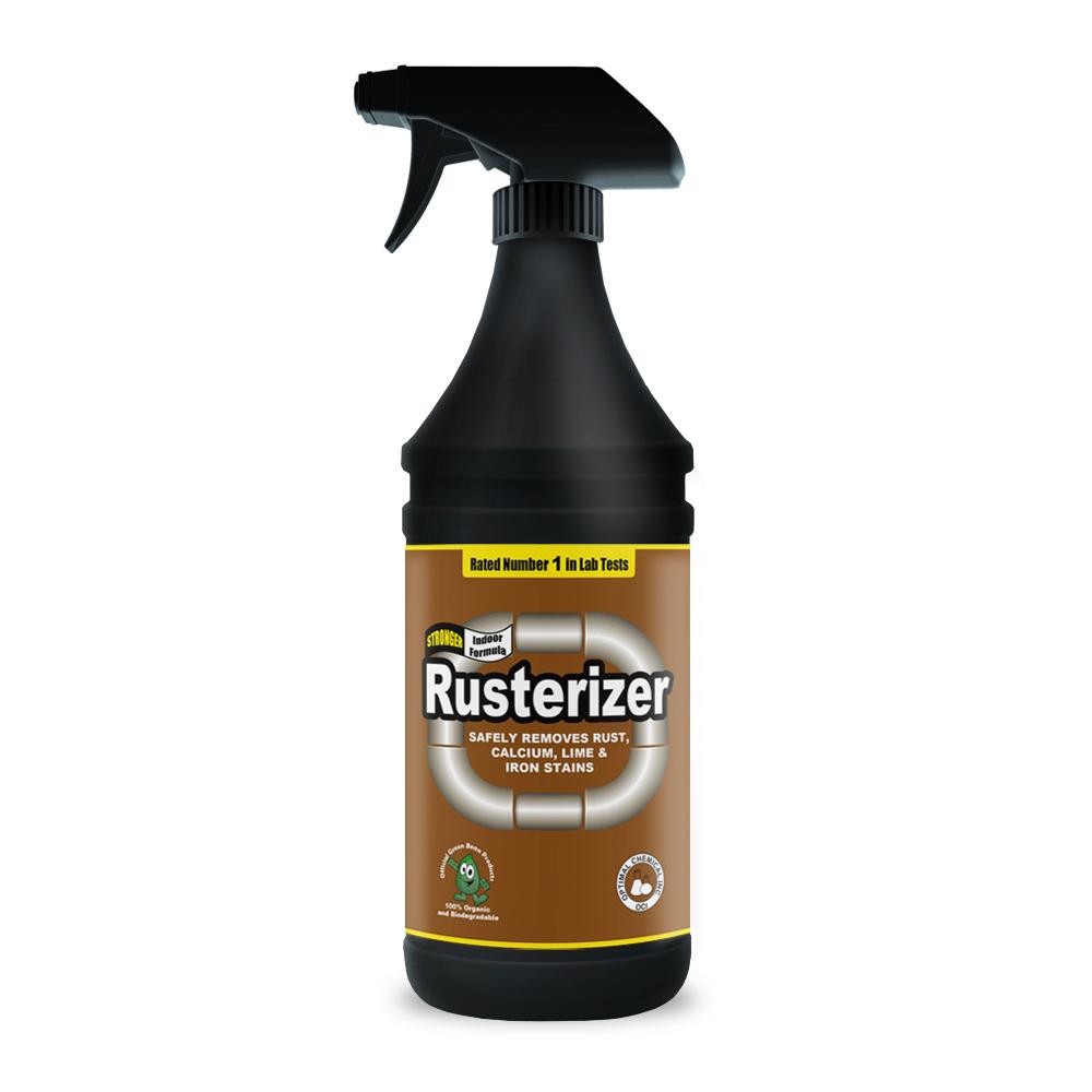 Rusterizer Non-Toxic Rust Remover, 32 Oz