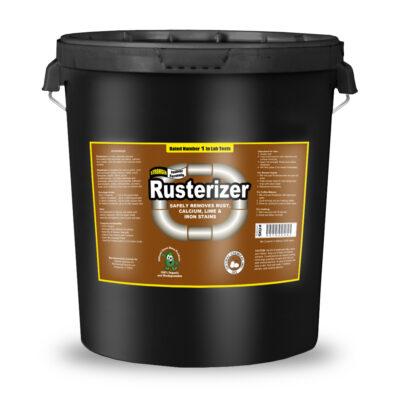 Rusterizer Non-Toxic Rust Remover, 5 Gallon
