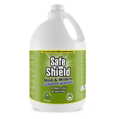 Safe Shield Non-Toxic Mold Prevention Product, 1 Gallon