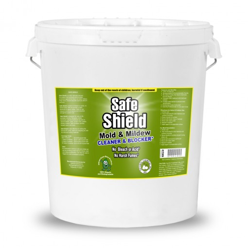 Safe Shield Non-Toxic Mold Prevention Product, 5 Gallon