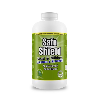 Safe Shield Non-Toxic Mold Prevention Product, 8 Oz