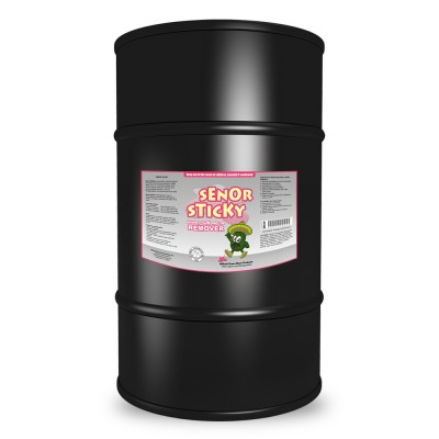 Senor Sticky Non-Toxic Gum Tar Cleaner, 55 Gallon