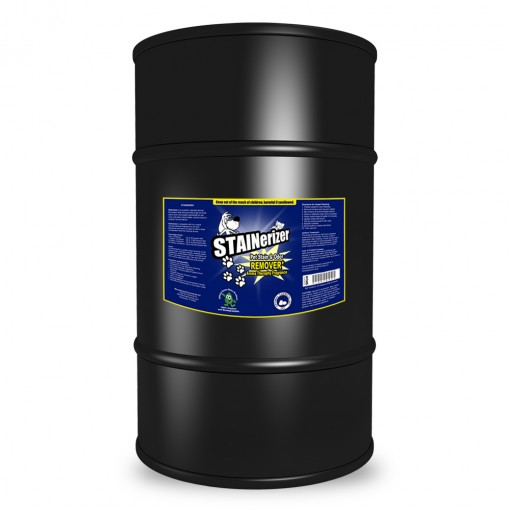 Stainerizer Non-Toxic Pet Stain and Odor Remover, 55 Gallon