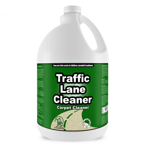 Traffic Lane Cleaner Non-Toxic Carpet Cleaner, 1 Gallon