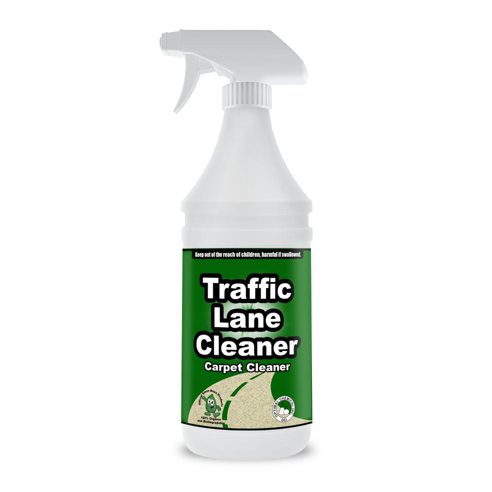 Traffic Lane Cleaner Non Toxic Carpet Cleaner 32 Oz