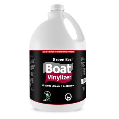 Boat Vinylizer Natural Vinyl Cleaner, 1 Gallon