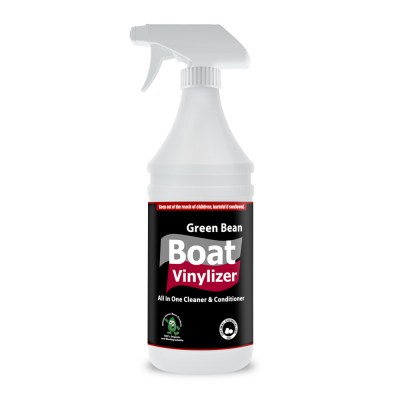 Boat Vinylizer Natural Vinyl Cleaner, 32 Oz