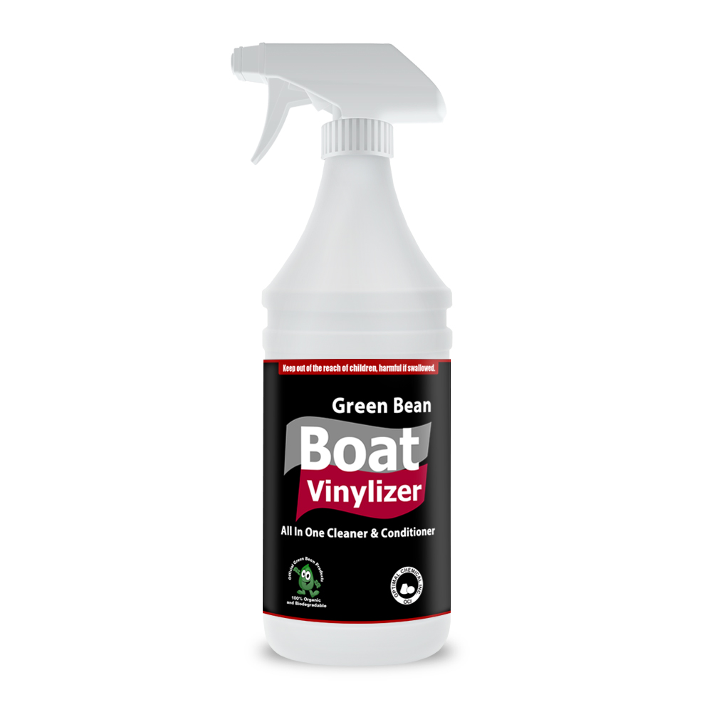 boat vinylizer leather and vinyl cleaner 32 oz. Black Bedroom Furniture Sets. Home Design Ideas