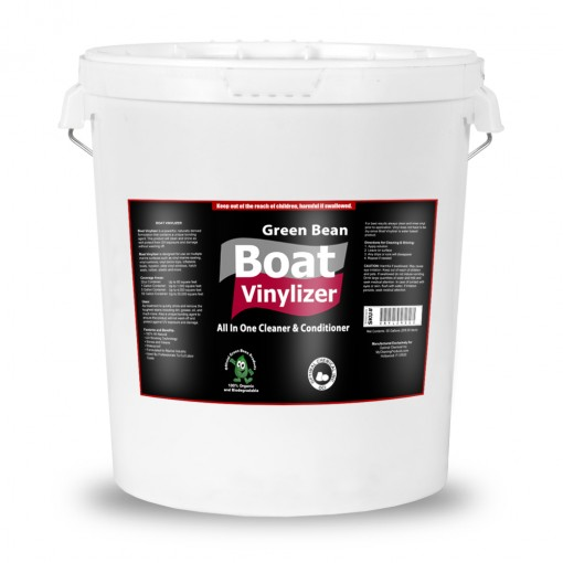 Boat Vinylizer Natural Vinyl Cleaner, 5 Gallon