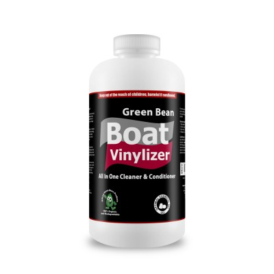 Boat Vinylizer Natural Vinyl Cleaner, 8 Oz