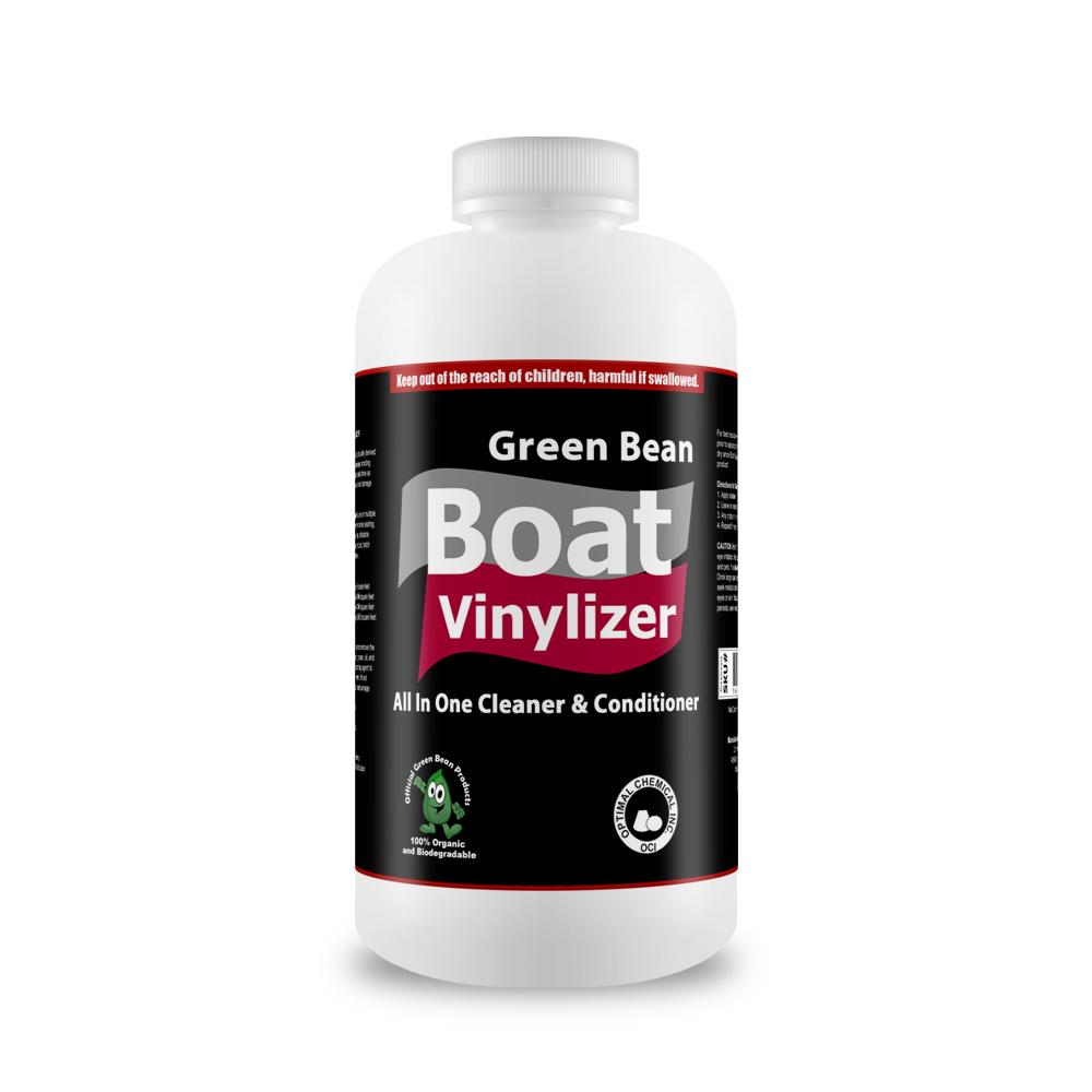Boat Vinylizer Natural Vinyl Cleaner, 8 Oz