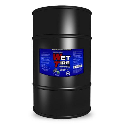 Green Bean Wet TIre Non-Toxic Tire Shine and Gloss, 55 Gallon